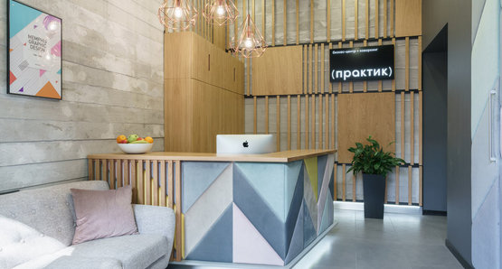 The first co-working of the European format and service level in the Pskov region. The largest St. P...